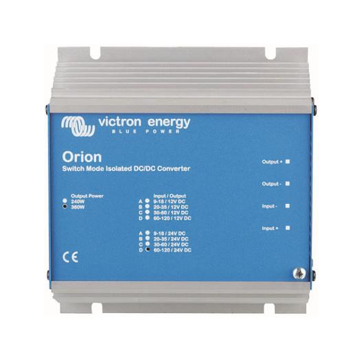 Convertisseur Orion 110/12-30A