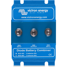 BCD 802 2 batteries 80A