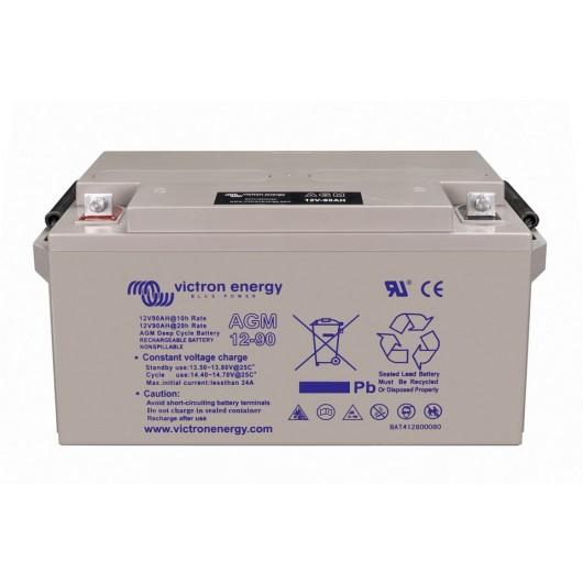 Batterie 12V/90Ah AGM