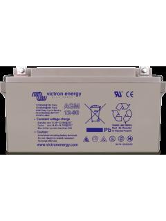 Batterie 12V/90Ah AGM dos