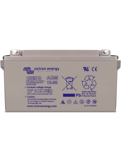 Batterie 90Ah 12V (M6) de dos
