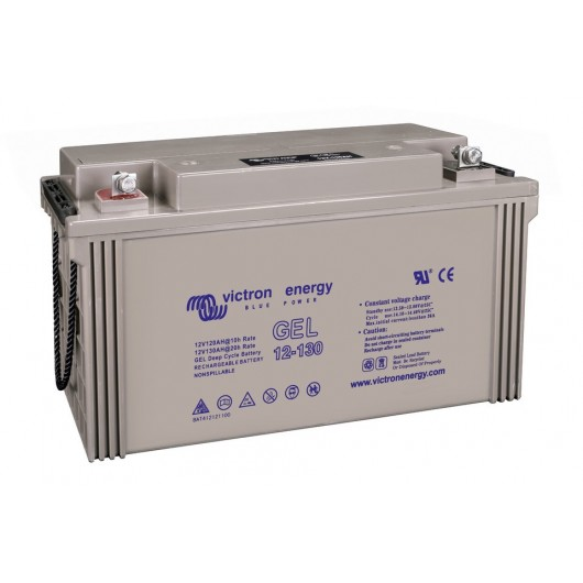 Batterie 12V/130Ah Gel Deep Cycle