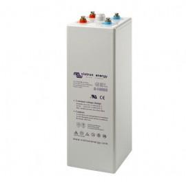 Batteries tubulaires GEL OPzV 1200Ah 2V