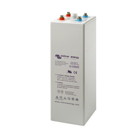 Batteries tubulaires GEL OPzV 1200Ah 2V