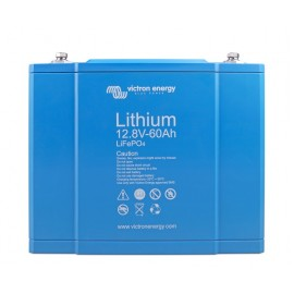Batterie LiTHIUM 60Ah 12.8V Smart LiFePO4
