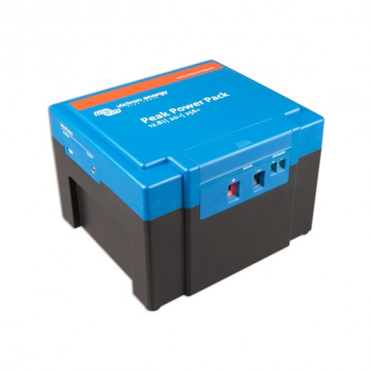 Peak Power Pack batterie LiTHIUM 12,8V/20Ah 256Wh