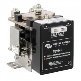 Coupleur de batteries 24 V / 48 V - 400A Cyrix-ct