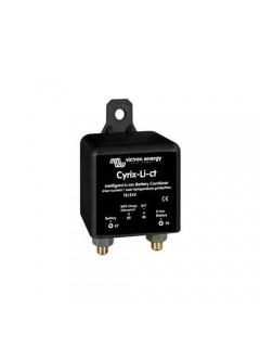 Coupleur de batteries 12V / 24V -400A Cyrix-ct