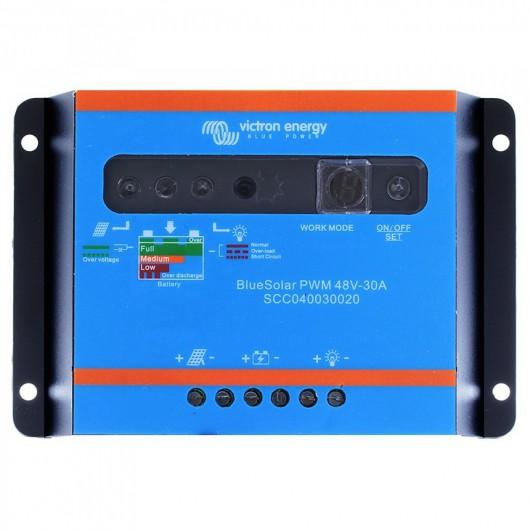 Régulateur de charge PWM Light 48V 10/20/30A