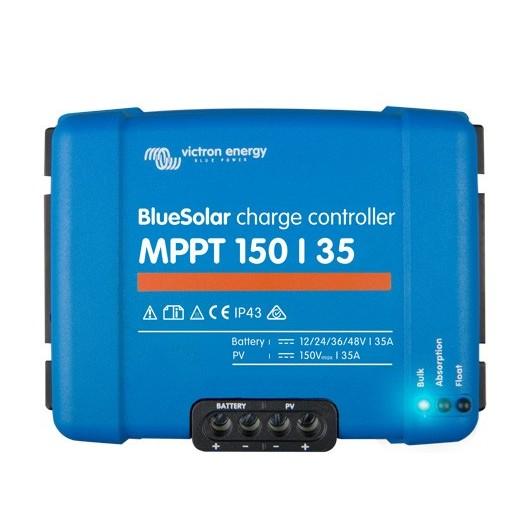 Régulateur de charge BlueSolar MPPT 150 35A