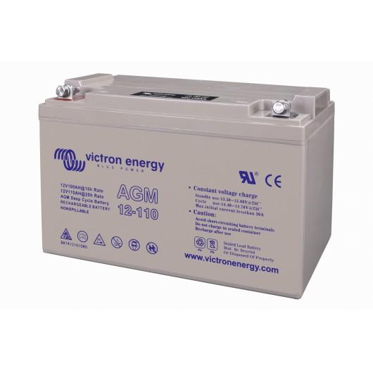 Batterie 12V/110Ah AGM