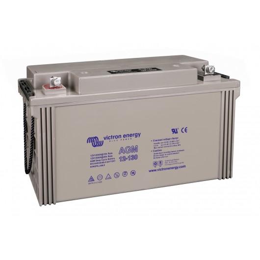 Batterie 12V/130Ah AGM