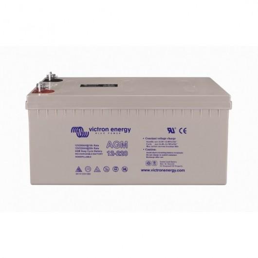 Batterie 220Ah 12V (M8)