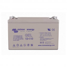 Batterie 12V/110Ah Gel Deep Cycle