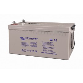Batterie 12V/220Ah Gel Deep Cycle