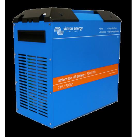 Batterie Lithium HE 24V/200Ah 5kWh