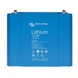 Batterie LiTHIUM 100Ah 12.8V Smart LiFePO4