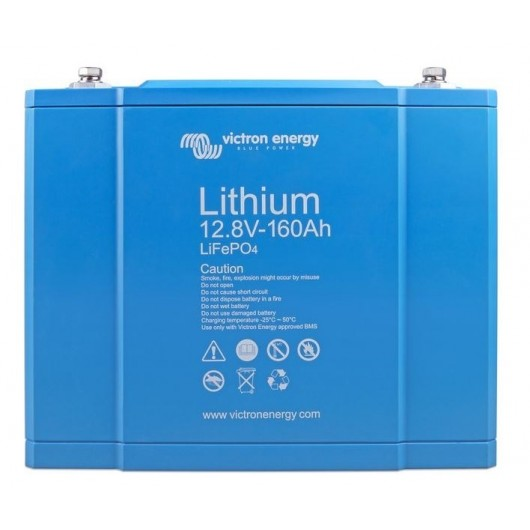 Batterie LiTHIUM 160Ah 12.8V Smart LiFePO4