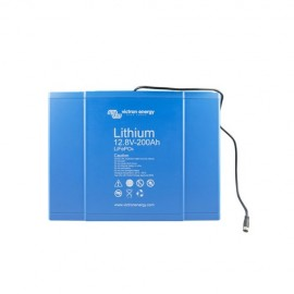 Batterie LiTHIUM 200Ah 12.8V Smart LiFePO4