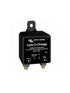 Coupleur de batteries 12V / 24V -120A Cyrix-Li charge