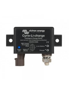 Coupleur de batteries 24V / 48V -230A Cyrix-Li charge