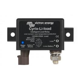 Coupleur de batteries 12V / 24V -230A Cyrix-Li load