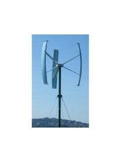 Eolienne verticale Sky Line EN-ECO SL-One 1kW Réseau