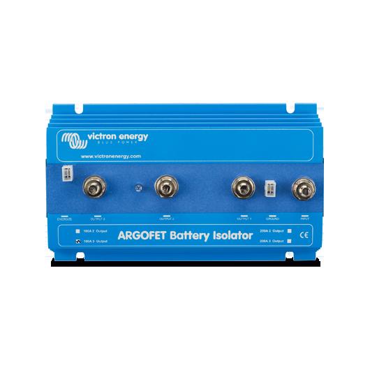 Répartiteur 2 batteries 200A Argo FET 200-2