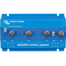 Répartiteur 2 batteries 100A Argo FET 100-2