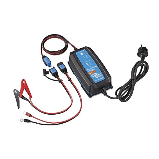 Chargeur Blue Power IP65 12/5 + connecteur DC - Victron Energy