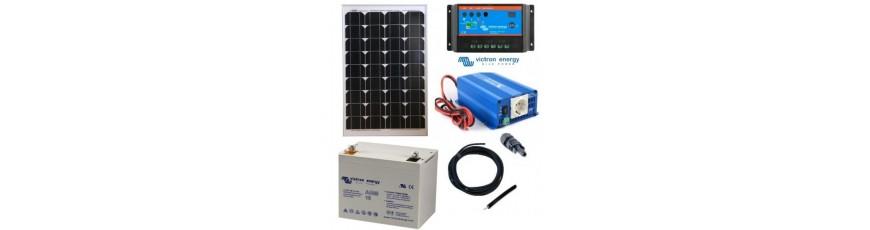 SOLAIRE -  Kits solaires