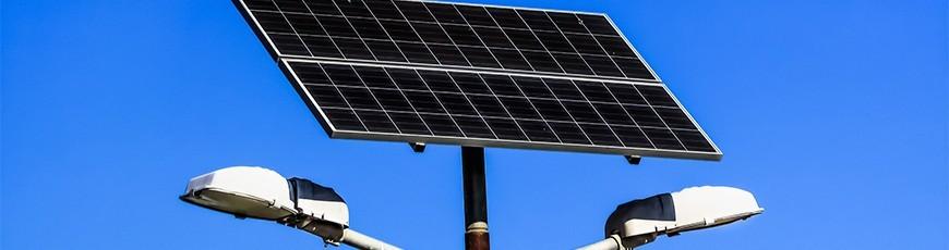 Lampadaire - Solutions Energies