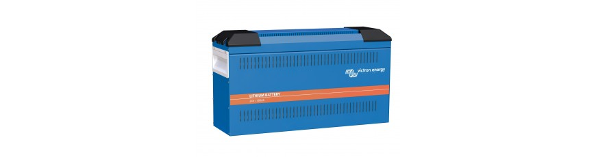 VICTRON - Batteries solaires Lithium - Solutions Energies